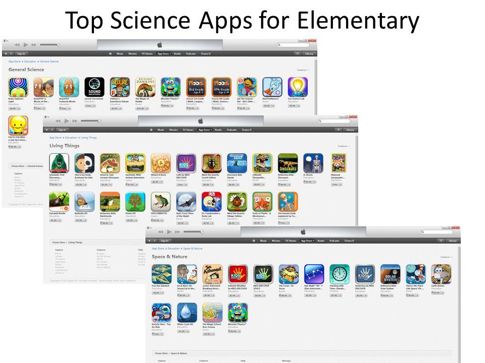 Top Social Studies Apps for Elementary