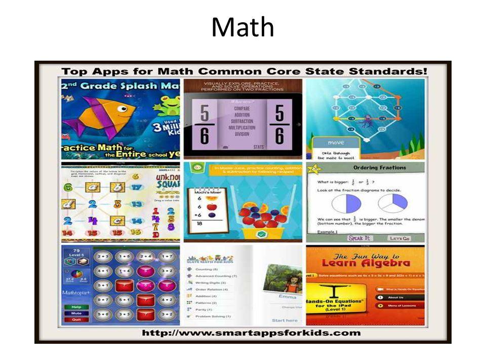 Top Apps for Preschool