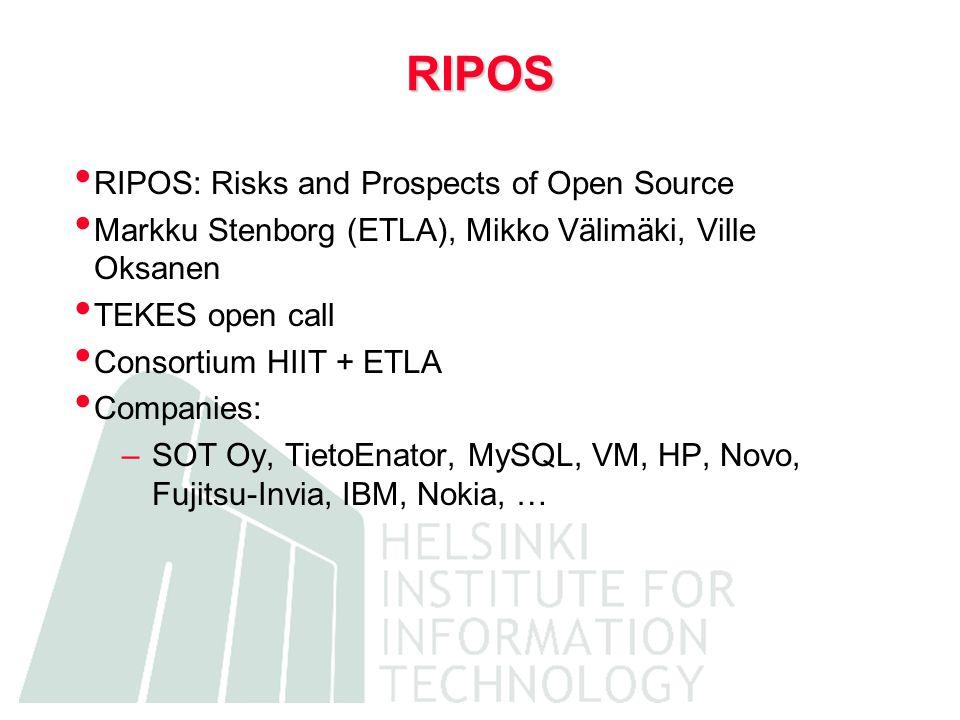 SALMON SALMON: Sharing as an Alternative for Locking up the Music On the Net Ville Oksanen, Yki Kortesniemi et al.