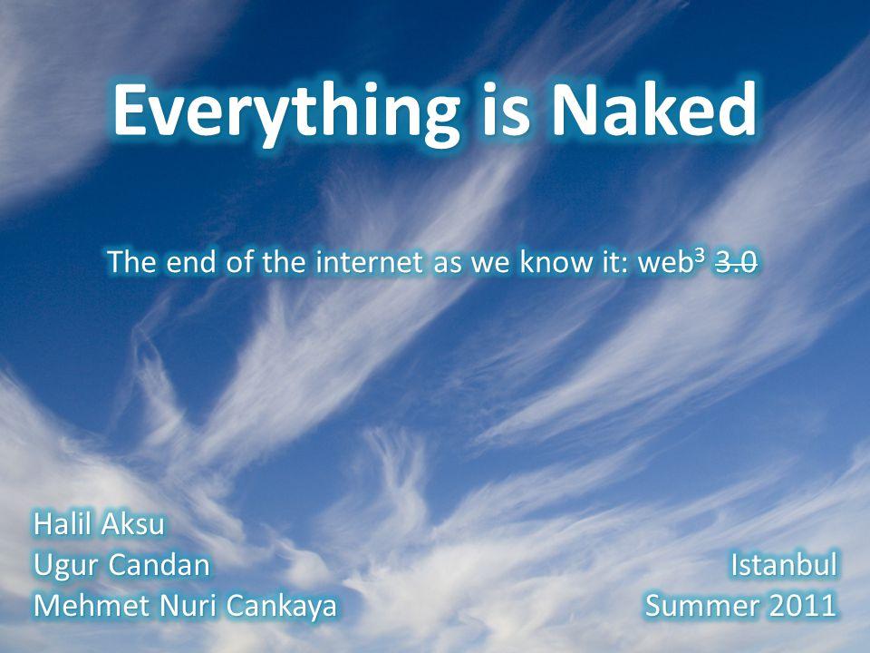 Everything is Naked * H.Aksu, U. Candan, M.N.