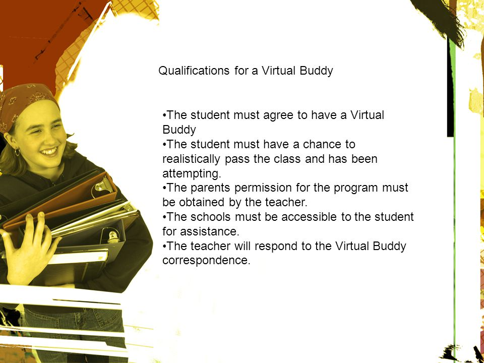 What is a Virtual Buddy.