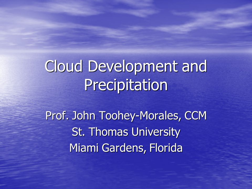 Producing Rain: Collision and Coalescence (question) The merging of liquid cloud droplets by collision is called The merging of liquid cloud droplets by collision is called a.