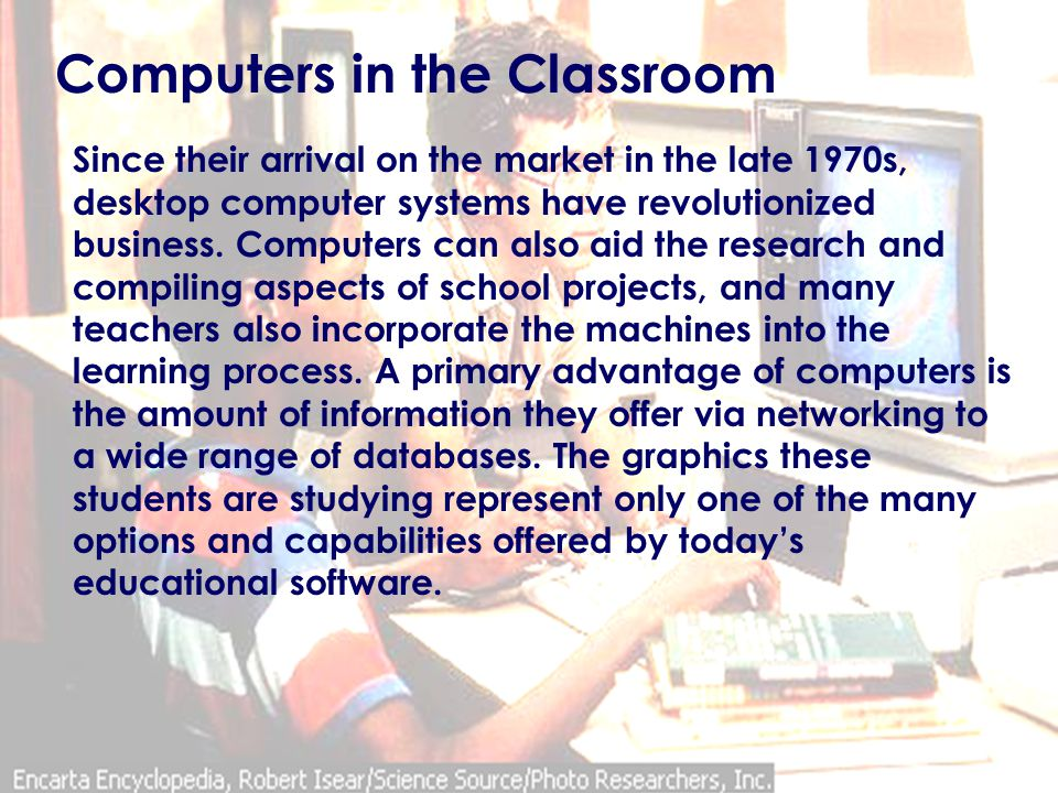 Since their arrival on the market in the late 1970s, desktop computer systems have revolutionized business.