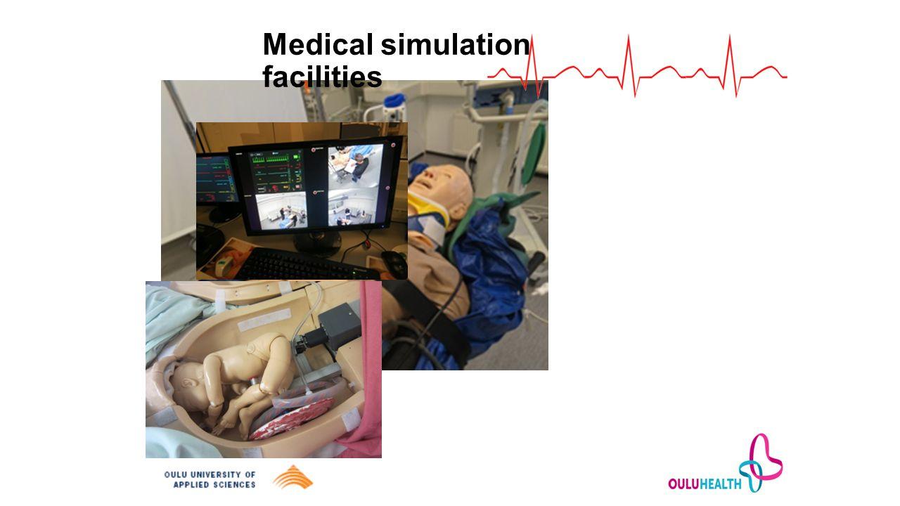 Medical simulation facilities