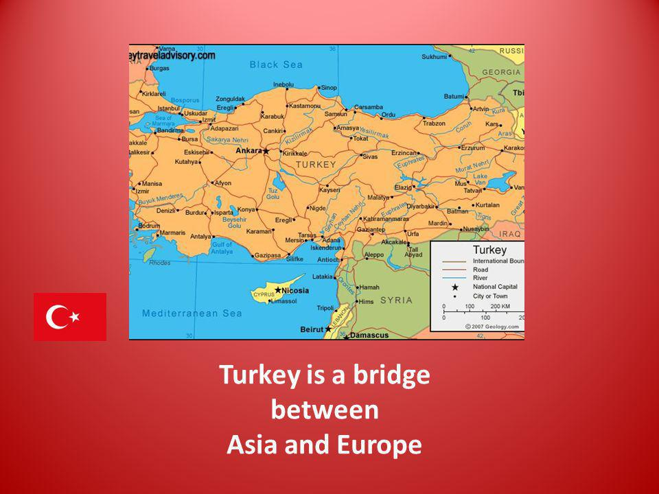 HAVE YOU EVER VISITED TURKEY? IF YOUR ANSWER IS NO, NOW IS A GOOD OPPORTUNITY TO SEE TURKEY