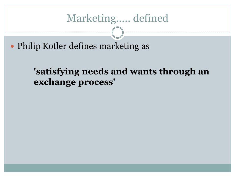 Marketing mix Physical evidence Environment - Furnishing - Color - Layout - Noise level