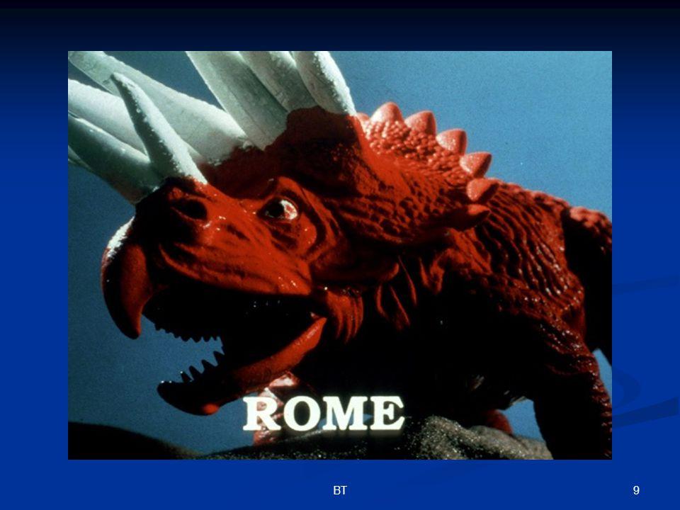 10BT A Fourth Beast –Rome -10 horns verse 7