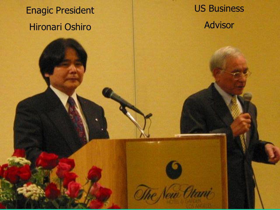 Change Your Water ~ Change Your Life Enagic President Hironari Oshiro US Business Advisor