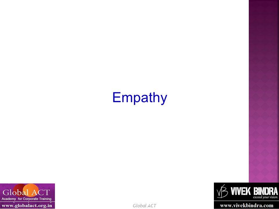 Global ACT Empathy