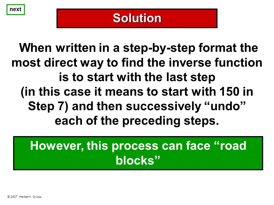 we see that this step is the first (and only) step in which the input is not the output of the previous step.