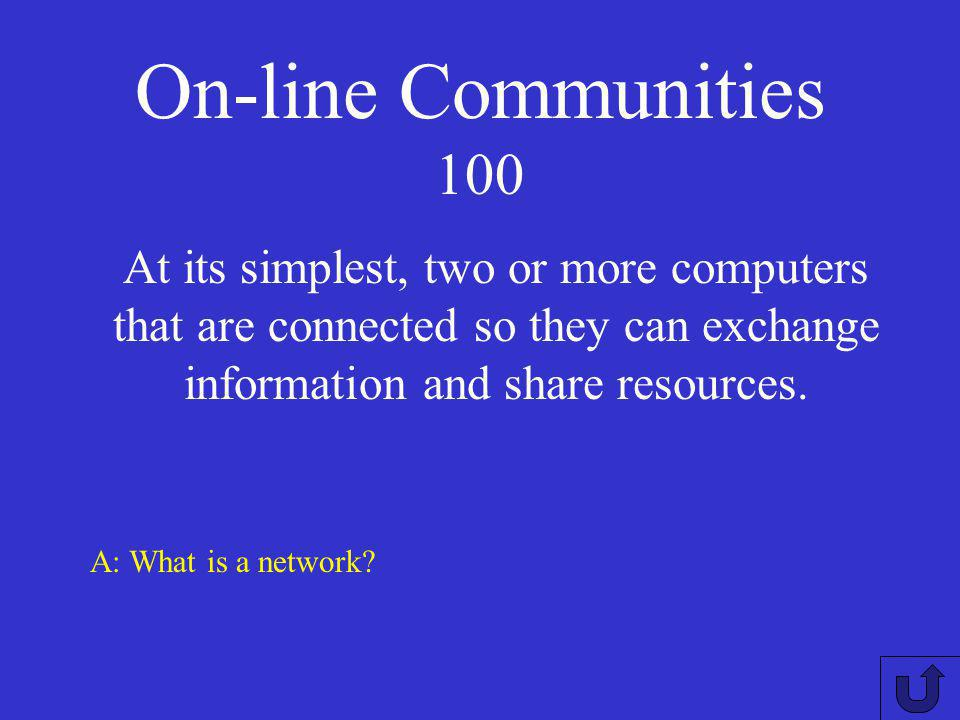On-lineCommunitiesDatabases Spreadsheets LuckyDip Data Security 100 200 300 400 500