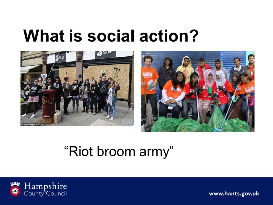 What is social action? Social media campaigns