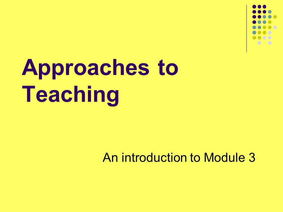 Aim To develop understanding of key ideas in Module 3 To review understanding of the lesson planning process To understand the nature and purpose of lesson aims, objectives and learning outcomes To examine the importance of questioning To identify the purposes of assessment Objectives