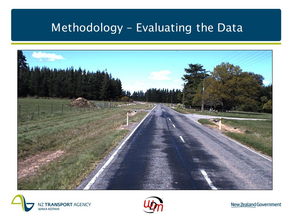 Methodology – Evaluating the Data
