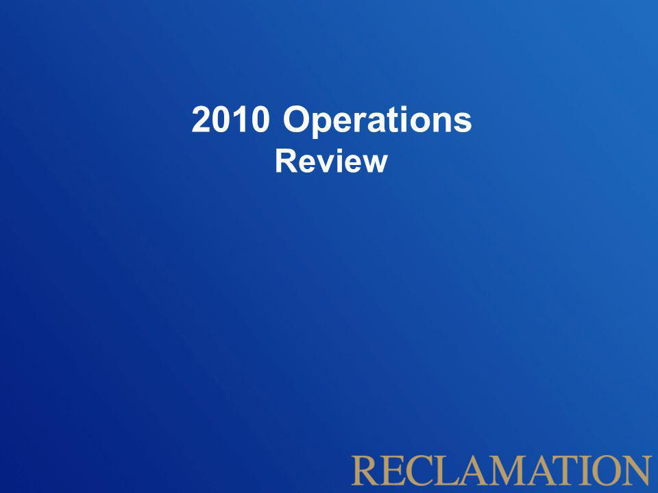 2010 Operations Review