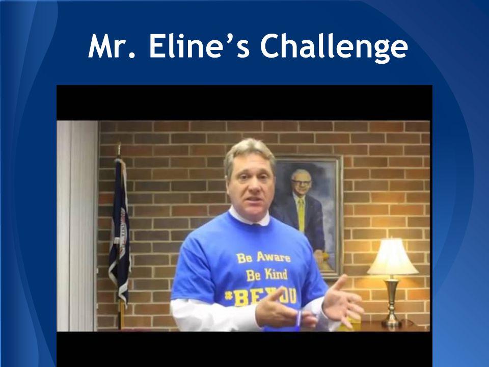 Mr. Eline's Challenge