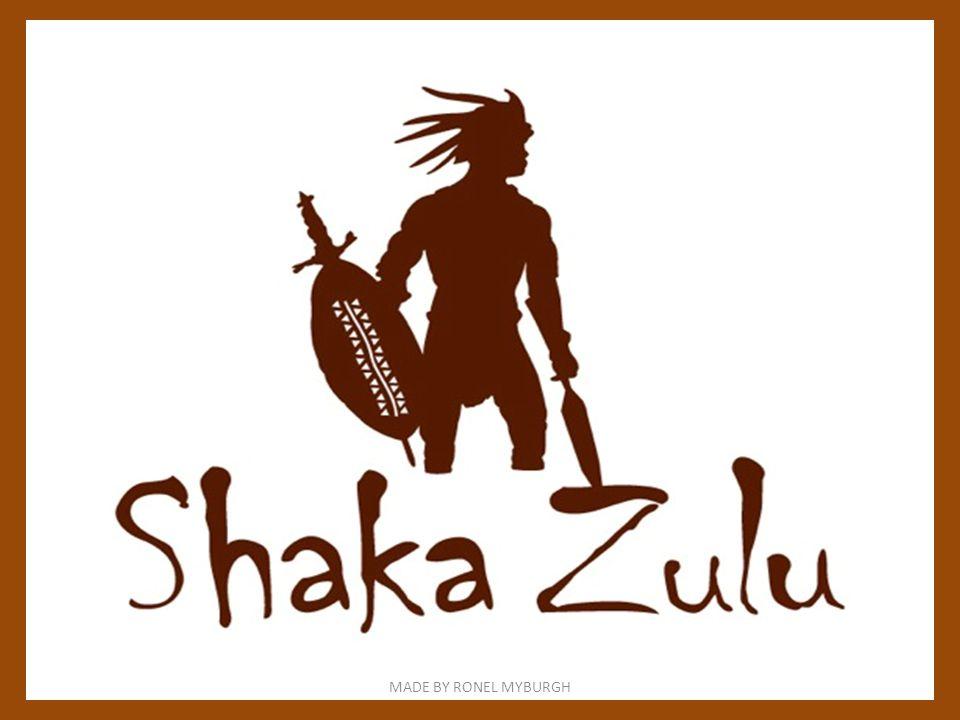 Shaka Zulu was born in 1787.