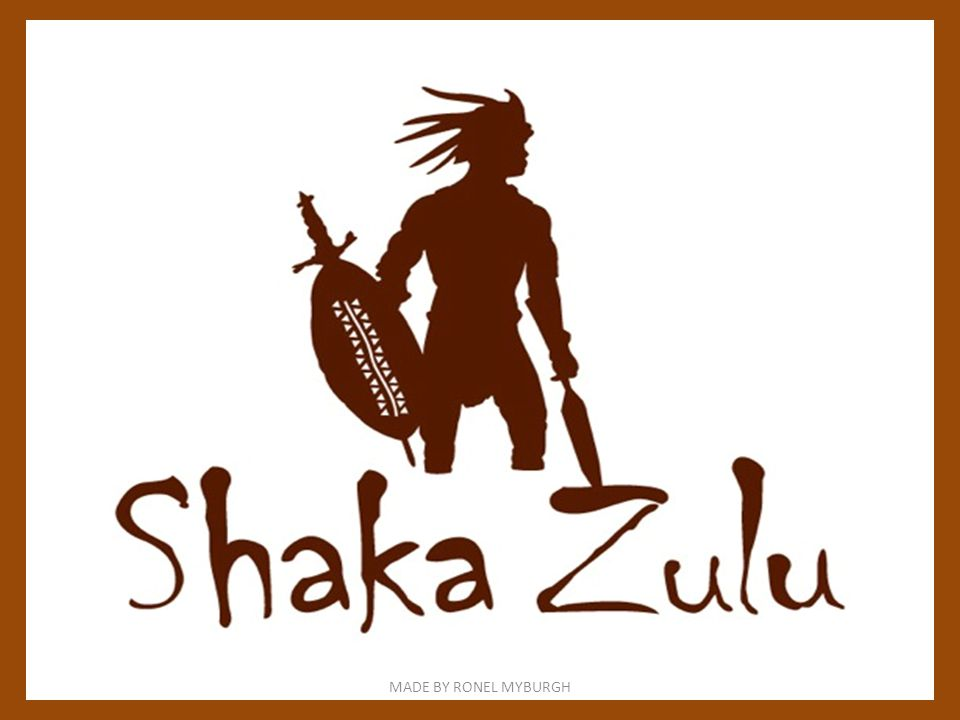Shaka Zulu was born in 1787. Shaka established the Zulu Empire and revolutionized warfare in Southern Africa in the early 19th Century. In 1828, Shaka