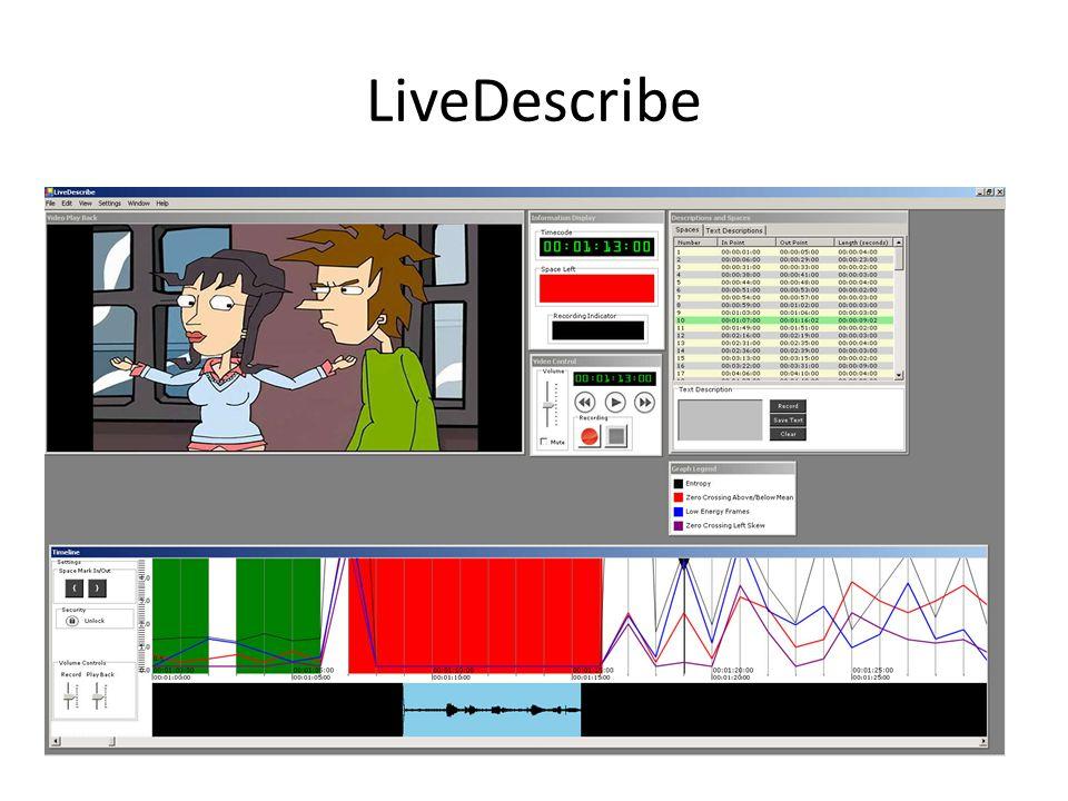 LiveDescribe