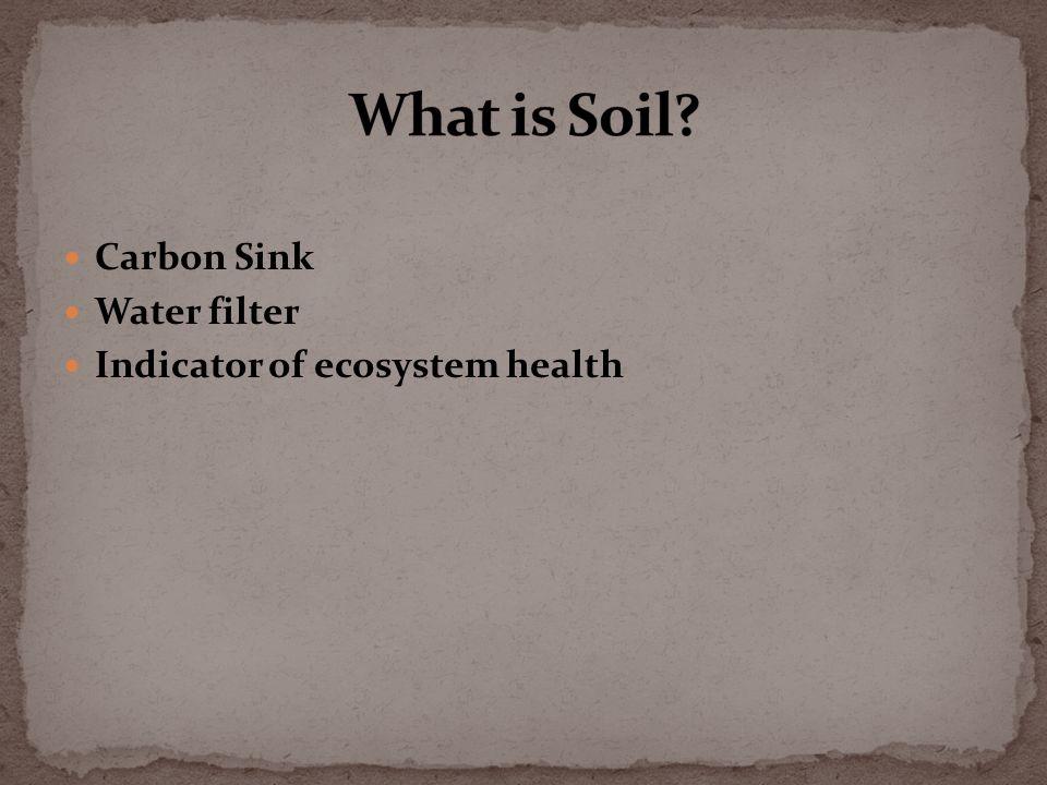 Bulk density: Density of particles and pore space ρ bulk = M solids /V soil Some bulk densities: Mineral or organic soil: 1300 kg/m 3 Clay Soil: 1100 - 1300 kg/m 3 Sandy Soil: 1500 – 1700 kg/m 3