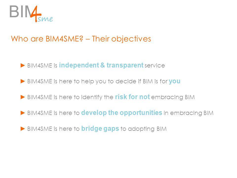 Who are BIM4SME.