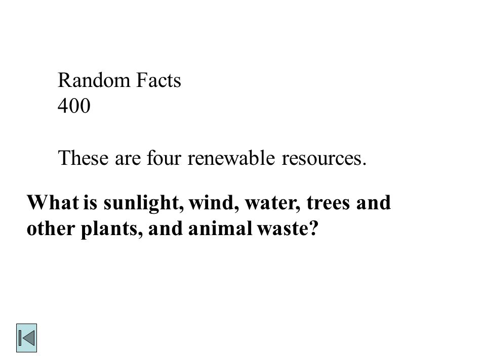 Random Facts 300 What you should do to the caps on plastic bottles. What is take them off before recycling?