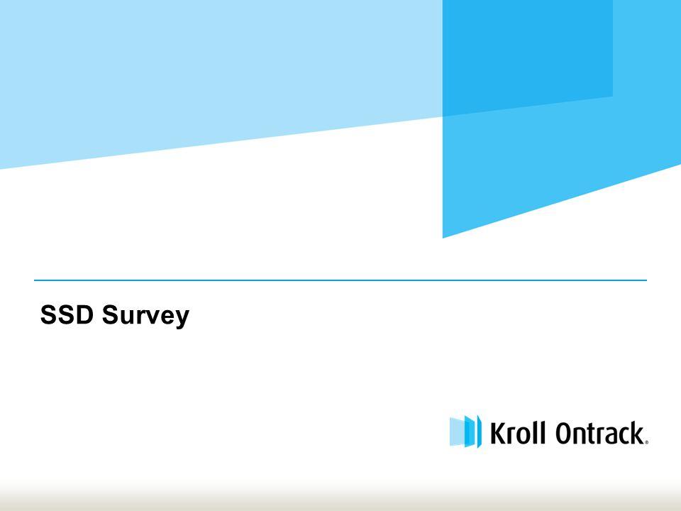 SSD Survey