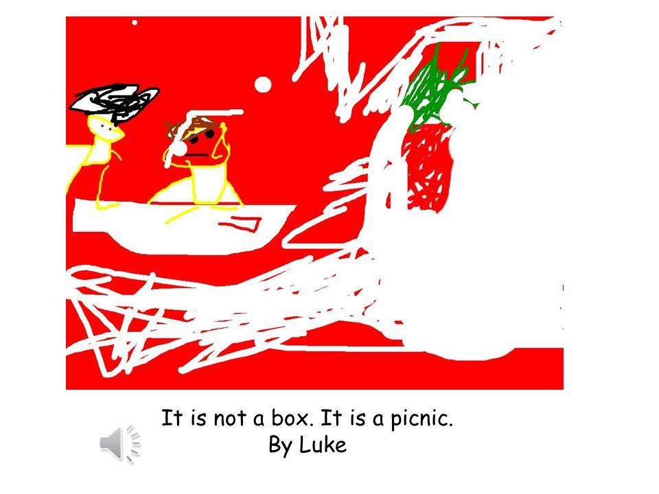 It is not box. It is a force field. By Chris