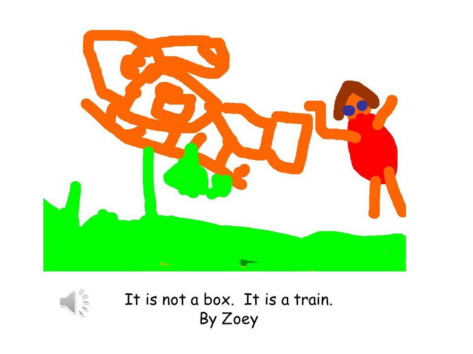 It is not a box. It is a fireman. By Caden