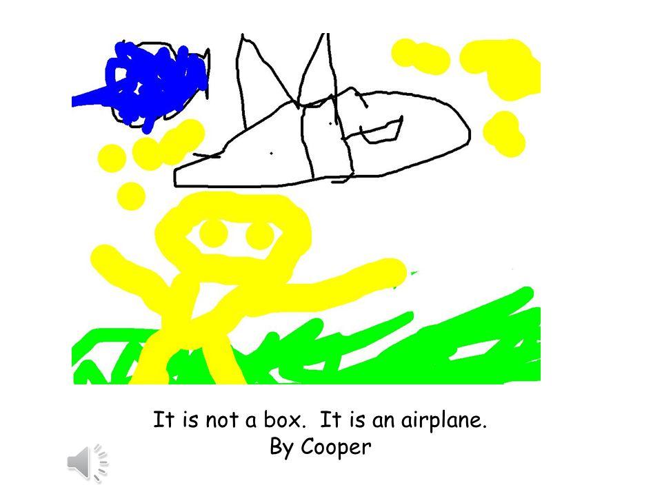 It is not a box. It is a sun. By Carson