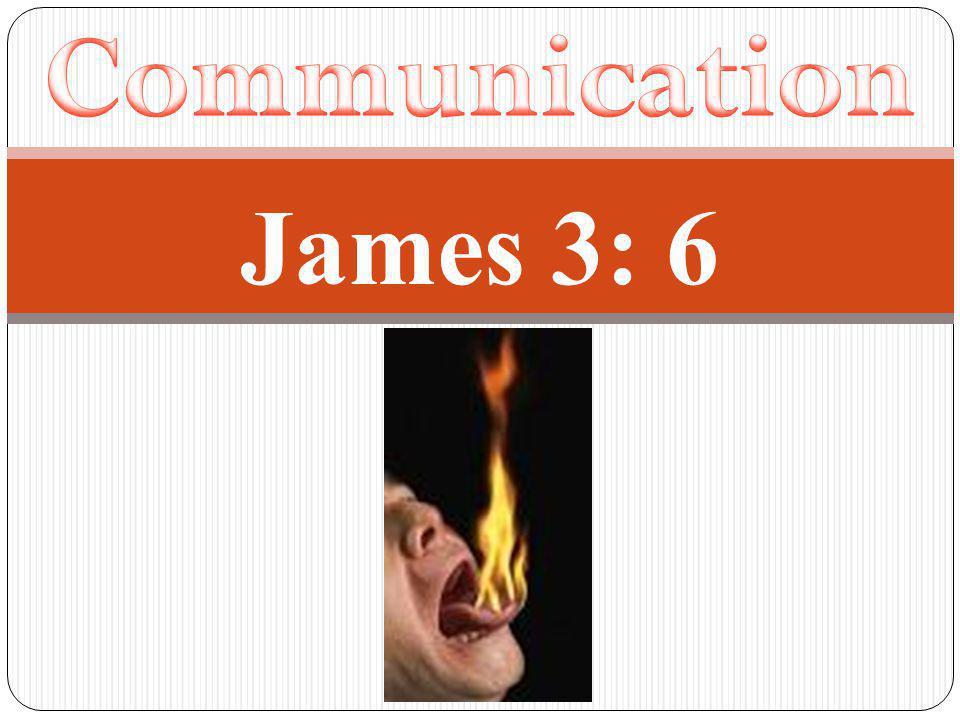 James 3: 6