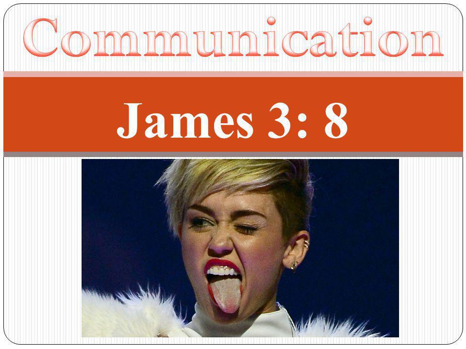 James 3: 8
