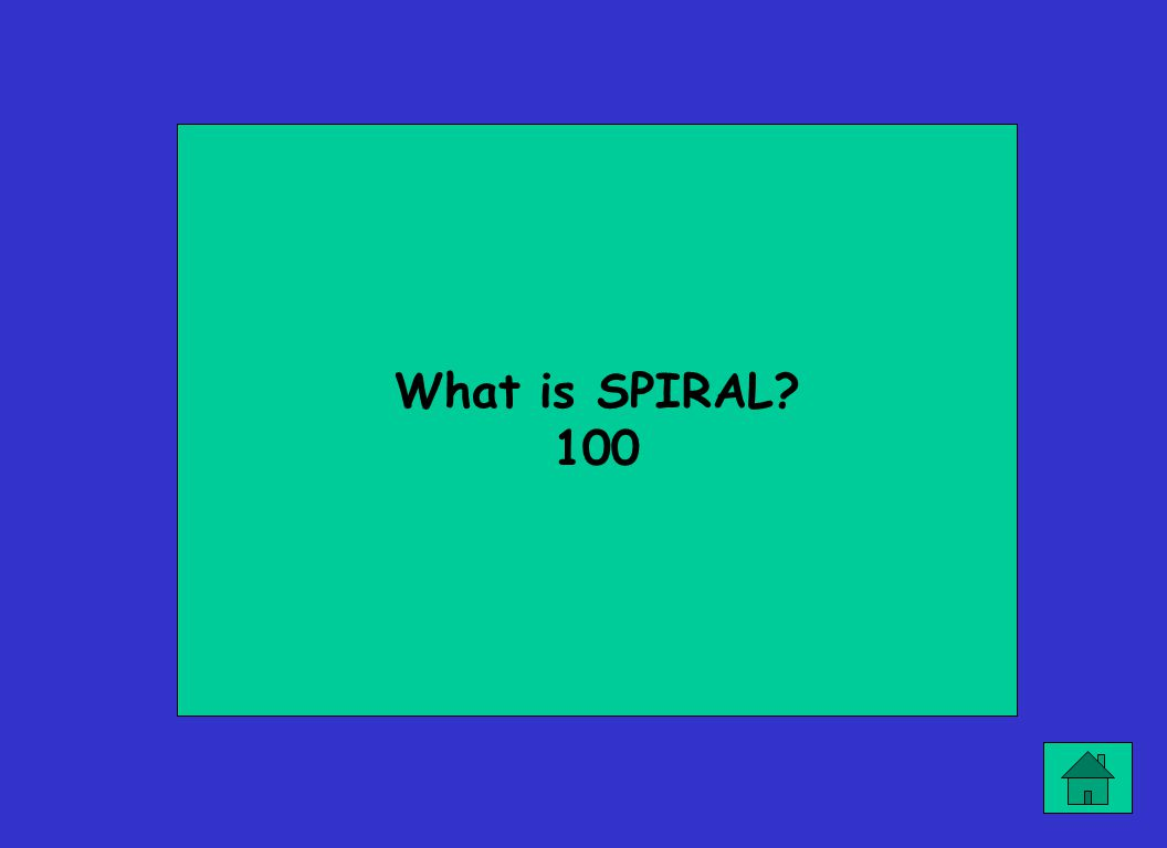 What is SPIRAL? 100