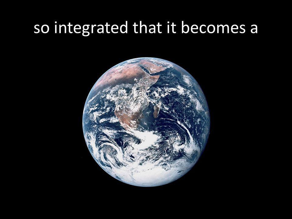 Technology changes everything. Martin Heidegger