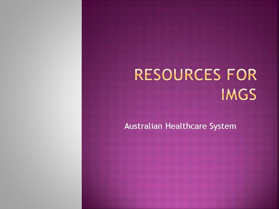 Australian Healthcare System