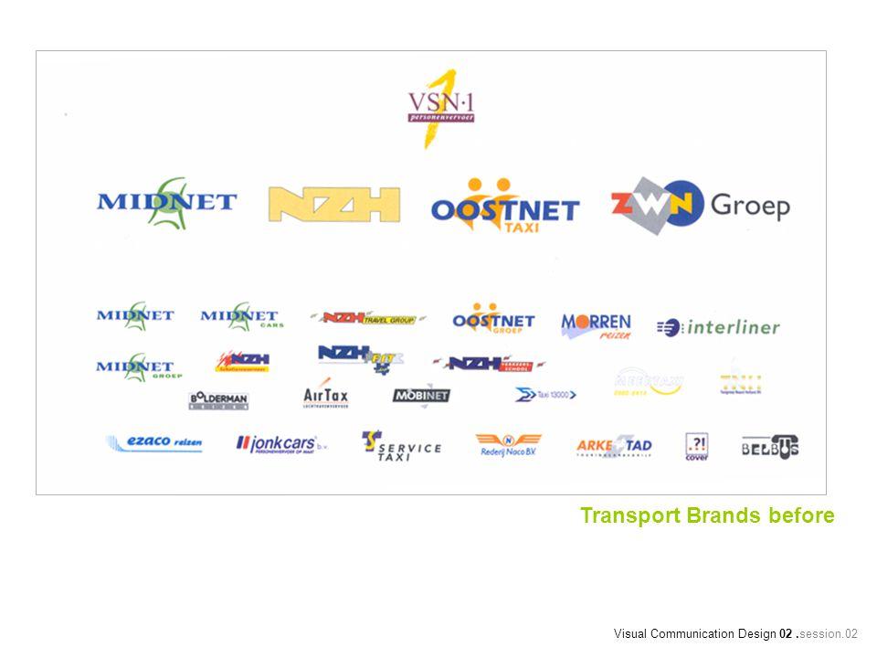 Transport Brands before Visual Communication Design 02.session.02