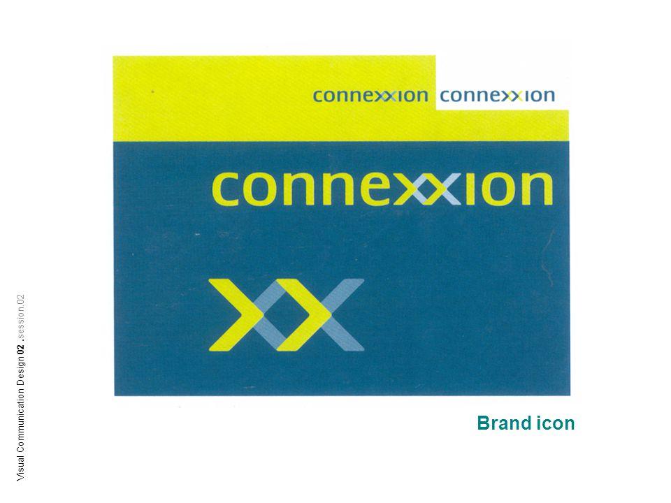 Brand icon Visual Communication Design 02.session.02