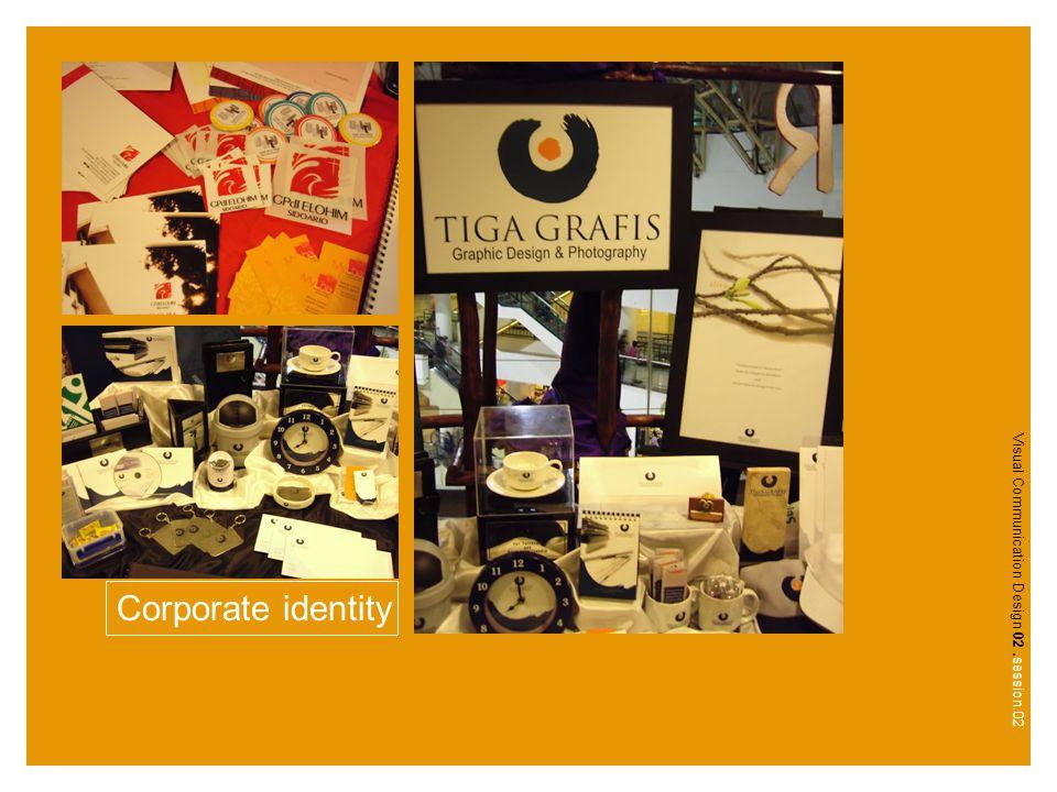 Dapat menerangkan perusahaan dan visi misinya 1. Visual Communication Design 02.session.02