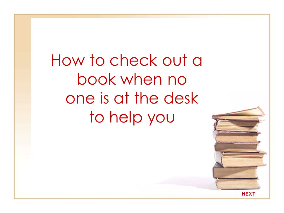 FOX HUNT INFORMATION CHALLENGE QUESTION #5: The name of the desk where you can check out a book or ask for help is called the _____________.