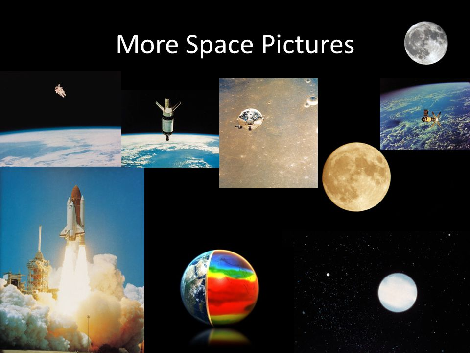 More Space Pictures