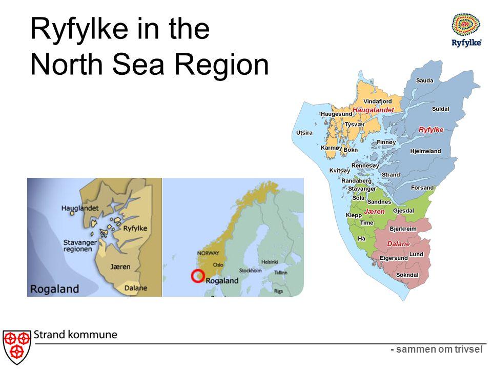 - sammen om trivsel Ryfylke in the North Sea Region
