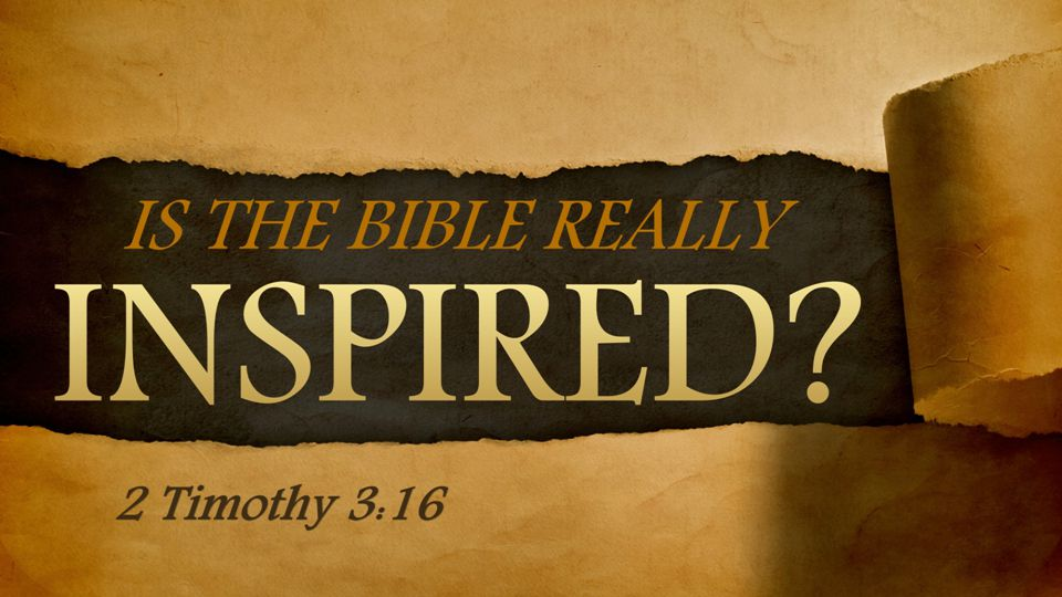 The Bible Is Inspired by God Yet, some have their faith shaken when learning of the lost books of the Bible. Others question the Bible's inspiration straying due to debates over which books are canonized.