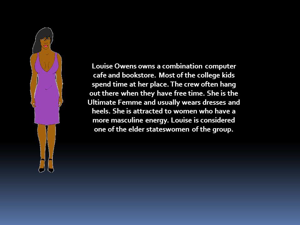 The Lesbionix Social Club is a Social Network for lesbians.