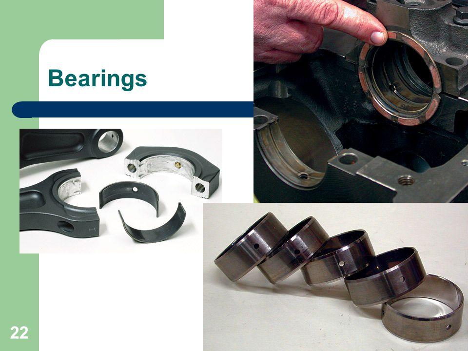 22 Bearings