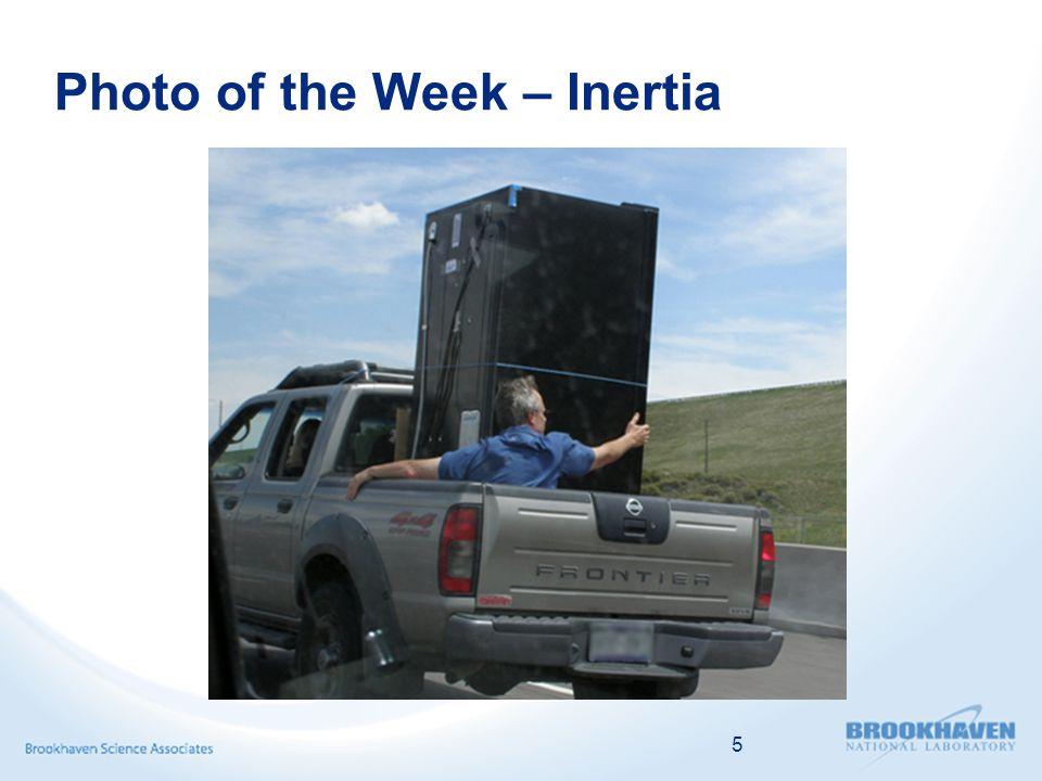 Photo of the Week – Inertia 5