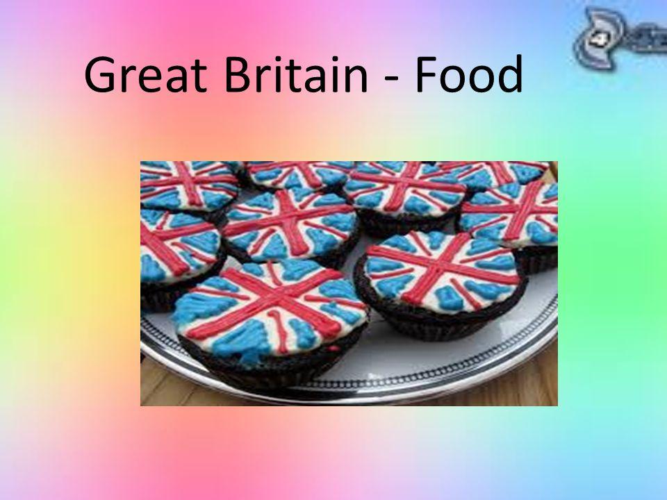Great Britain - Food