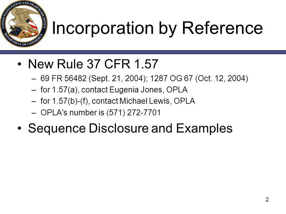 23 Questions? Deborah Reynolds, TQAS TC1600 571-272-0734 Deborah.Reynolds@uspto.gov