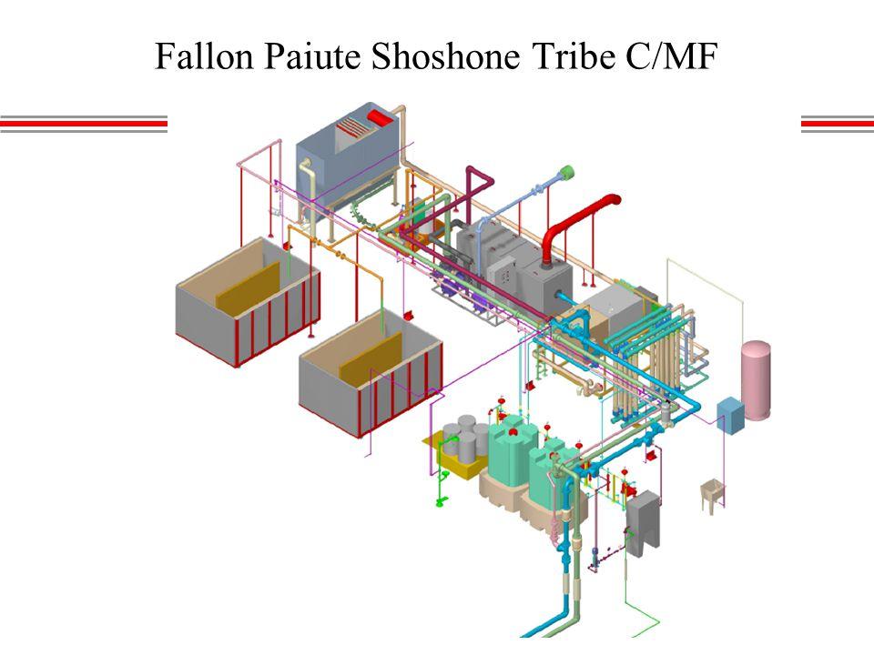 Coagulation-Filtration - Chwirka & Thomson 54 Fallon Paiute Shoshone Tribe As Treatment Faciliy