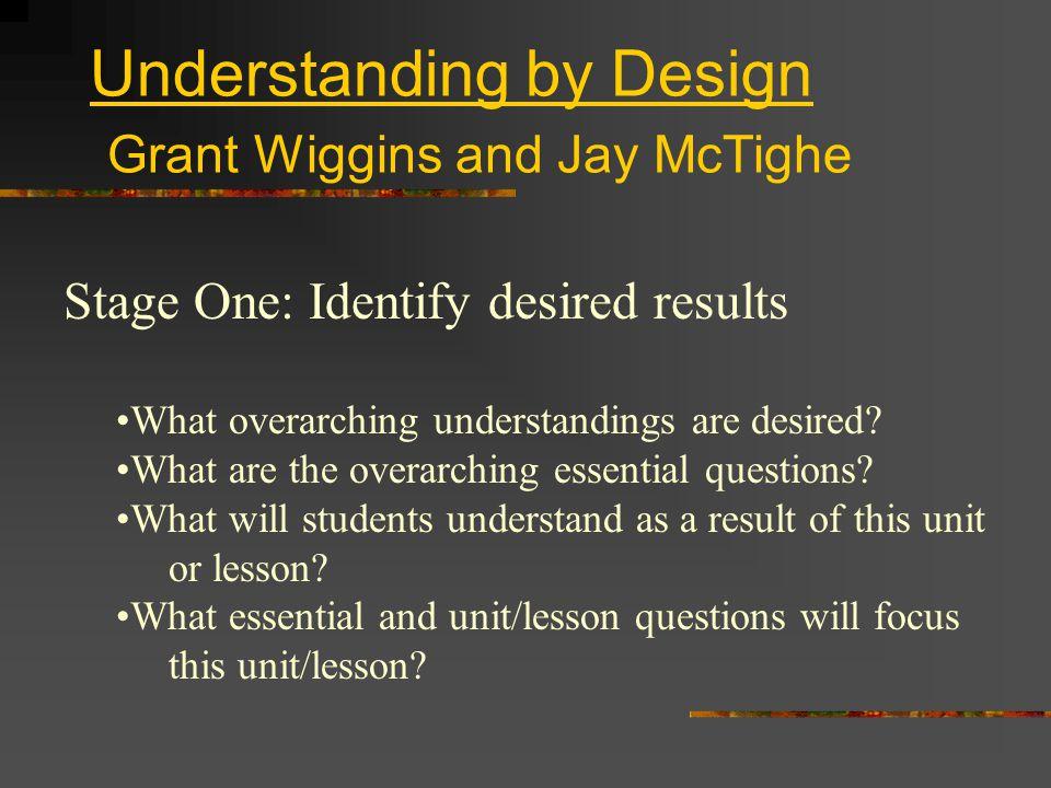 Curriculum Designing versus Classroom Planning (and Classroom Management).