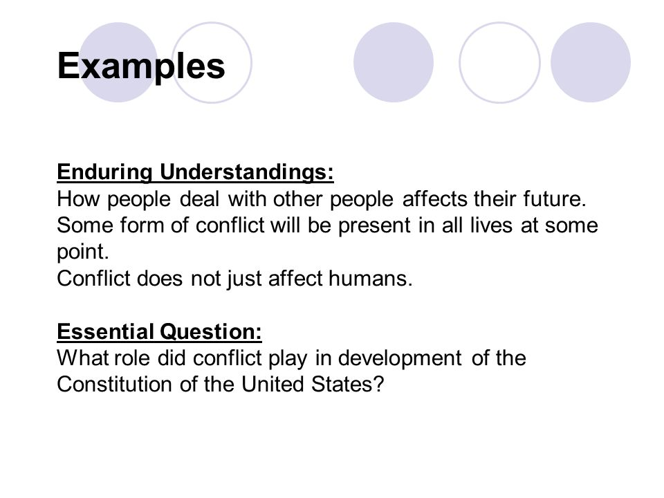 Sample Performance Task Goal: Teach about the experiences of Japanese-Americans during WW II.